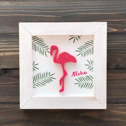 wood board F〜 flamingo2〜