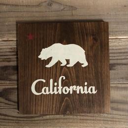 wood board A〜california〜