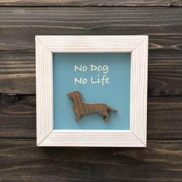 wood board F 〜no dog no life 2〜