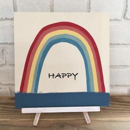 wood board A〜rainbow1〜