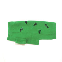 Ware Of The Dog NO SWEATER GREEN/BLACK