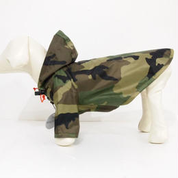 wagwear  Nylon Rainbreaker  Camouflage size8-14