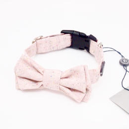 MAX BONE Rose Bow Tie