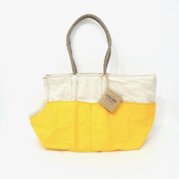 Found My Animal CARRIER  Cream/Yellow