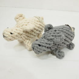 MAX BONE Dolly Sheep Rope Toy