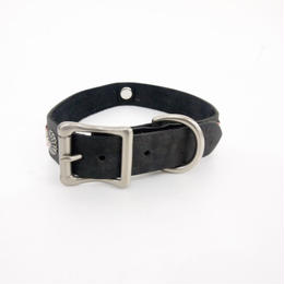 GITLIGOODS THE GO WEST COLLAR BLACK/CREAM