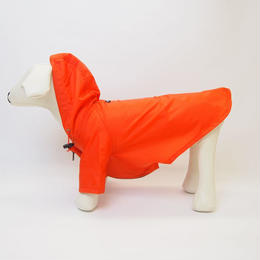 wagwear Nylon Rainbreaker Orange size 8-14