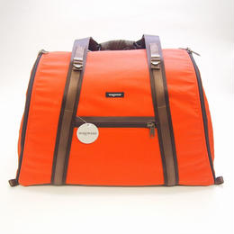 Wagwear Ripstop Carrier Orange SIZE L