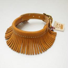 ikoyan for doggy Collar fringe Size M