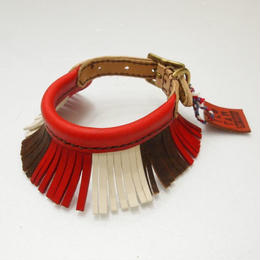 ikoyan for doggy garland collar FRINGE Size XS