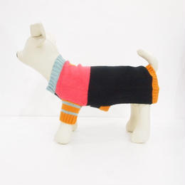 Ware Of The Dog  CRAZY STRIPE ORANGE/BLK/MULTI