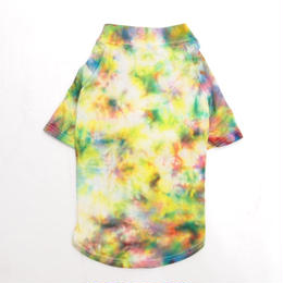 "wagwear Catskills Indigo Tie-Dyed T-Shirt  10"" 02"