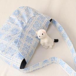 【オーダー】ペット用スリング Hawaiianquilt