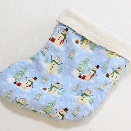 くつした寝袋☆White Christmas
