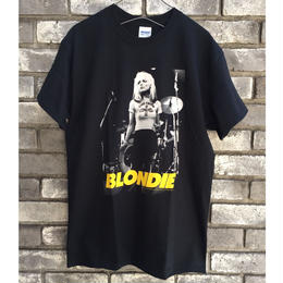 "Music TEEBlondie ""Fantime"" ブロンディ"