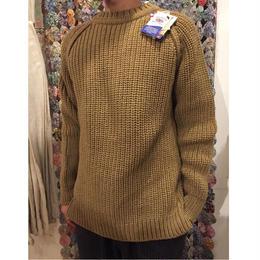 【TRADHOUND】Crew Neck Sweater