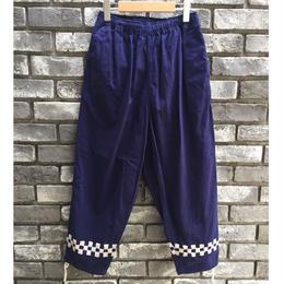 【NOMA t.d.】 Hand Emb Beach Pants