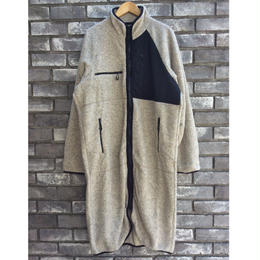 【NOMA t.d.】Fleece Long Cardigan