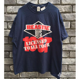 【MUSIC TEE】 BEASTIE BOYS ビースティボーイズ  LICENSED