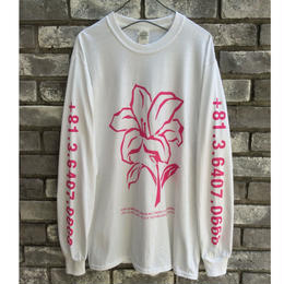 【LILY】 LILY's Long Sleeve Tee