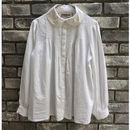 【PomPon】 Pin Tuck  Shirts