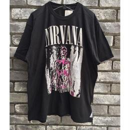【MUSIC TEE】 NIRVANA ニルヴァーナ