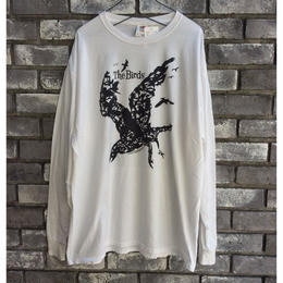【MOVE TEE】 The Birds 鳥 ヒッチコック
