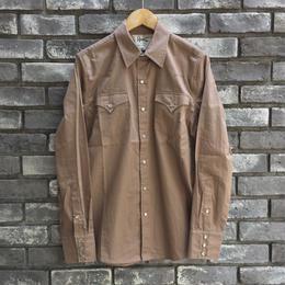 【H BAR C】Western shirt
