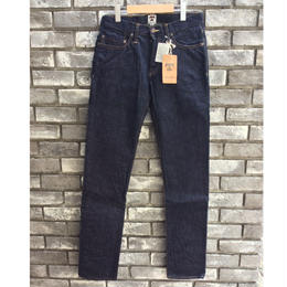 【TELLASON】CONE DENIM 14.75oz SLIM TAPERED ONE WASH