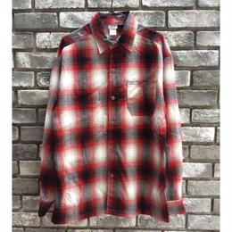 【CalTop】 Ombré check Shirts