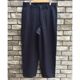 【CESTERS】 No Pleats Wide Trousers