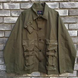 【HAWKWOOD MERCANTILE】Survival Jacket ホークウッド メルカンタイル