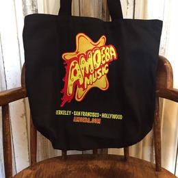 【Souvenir tote bag】Amoeba Music Tote
