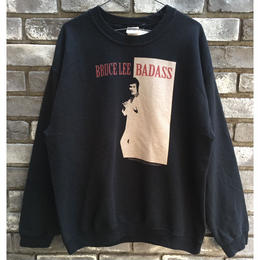 【MOVIE Sweat 】BRUCE LEE BADASS ブルース・リー