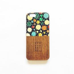 iphone case ラバー【DOTS】