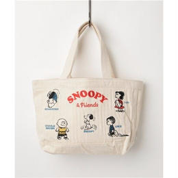 PEANUTS-DELIBAG-Friends