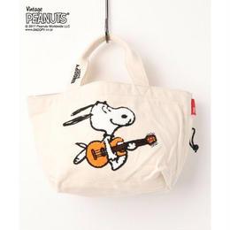 PEANUT-パイル刺繍-Guitar