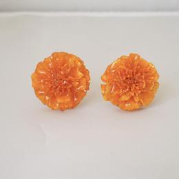 マリーゴールドイヤリング(orange08)