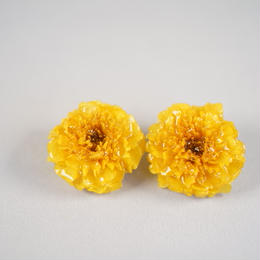 マリーゴールドイヤリング(yellow#01)