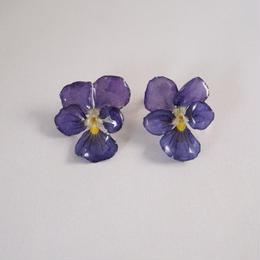 ビオライヤリング(purple01)