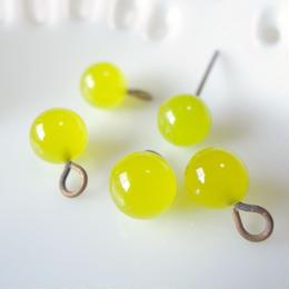 Lump*2個 (col.メロン)  5mm