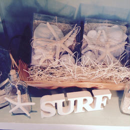 shell gift box