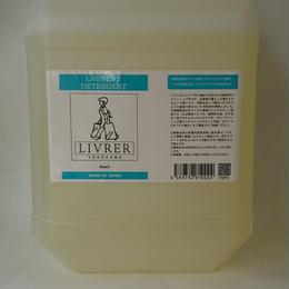 クリーニング屋さんがつくったやさしい洗剤  海の香り 4L㍑ボトル