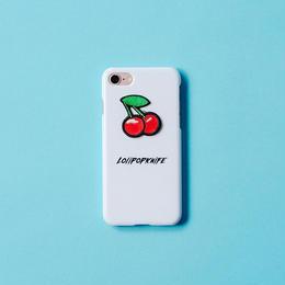 iPhoneケース7/8/X white