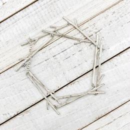 Branch Bracelet silver