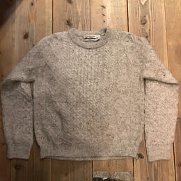 Celtic Country  Fisherman Knit