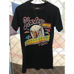80~90s Harley Davidson T- shirt(used)