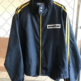 70~80s vintage goodyear official racing jacket
