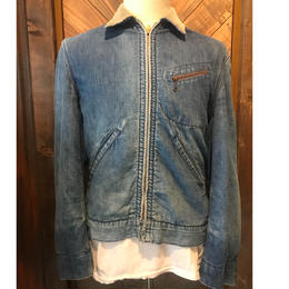 60s HERCULES Denim work Jacket (USED)