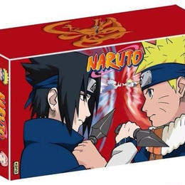 NARUTO ナルト 全220話 DVD BOX コレクターズボックス 新品 PAL